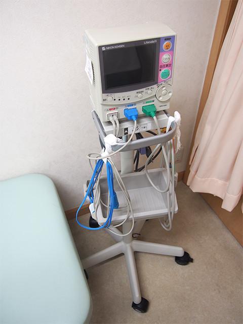 生体監視モニター